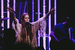 Lauren Daigle song lyrics